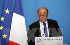Ngoại trưởng Pháp: Thỏa thuận hạt nhân Iran không chết dù Mỹ rút lui