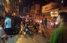 [Video] Hai ''hiệp sỹ'' thiệt mạng khi truy bắt nhóm trộm cắp xe máy