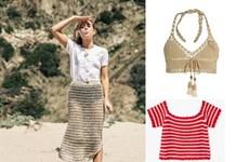 Bắt kịp 8 xu hướng thời trang dạo biển để tỏa sáng thành quý cô mùa Hè