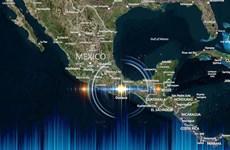 Động đất mạnh 5,3 độ Richter, thủ đô Mexico City có rung lắc