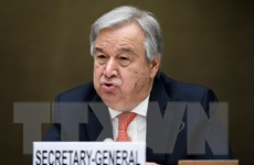 LHQ, Nga ủng hộ nỗ lực của EU bảo vệ thỏa thuận hạt nhân Iran