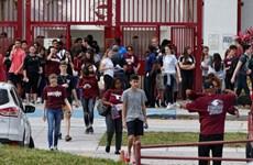 Mỹ: Nổ súng tại trường trung học bang Texas, một học sinh bị bắn