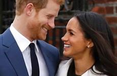 Vợ chồng Hoàng tử Harry sẽ là Công tước và Công nương xứ Sussex