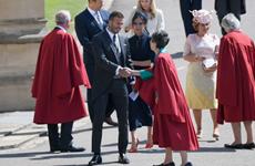 Nhiều ngôi sao nổi tiếng đã xuất hiện tại lễ cưới Hoàng tử Anh