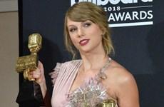 Ed Sheeran và Taylor Swift thắng lớn tại Lễ trao giải Billboard 2018