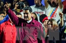 """Tổng thống Venezuela Maduro hoan nghênh """"chiến thắng của nhân dân"""""""