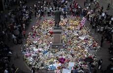 Anh tưởng nhớ các nạn nhân vụ đánh bom tại Manchester Arena