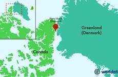 Canada và Đan Mạch lập lực lượng chung giải quyết vấn đề lãnh hải