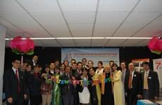 Giao lưu trí thức, doanh nhân Việt kiều Pháp-Bỉ tại Brussels