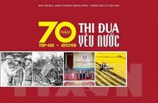 """TTXVN xuất bản cuốn sách """"70 năm thi đua yêu nước (1948-2018)''"""