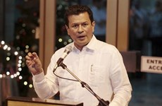 Cựu Ngoại trưởng El Salvador được chọn làm ứng cử viên tổng thống