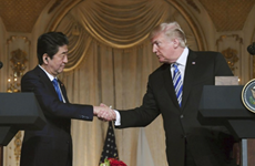 Mỹ, Nhật Bản nhất trí gặp nhau trước thềm thượng đỉnh với Triều Tiên