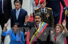 Điện mừng ông Nicolas Maduro đắc cử Tổng thống Venezuela