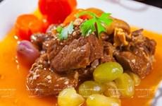 Cừu nấu nho - món ăn đặc biệt và hấp dẫn đất Ninh Thuận