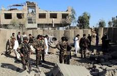 Taliban tấn công đồn cảnh sát Afghanistan, 13 người thương vong
