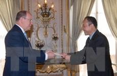 Tăng cường mối quan hệ hợp tác giữa Việt Nam và Monaco