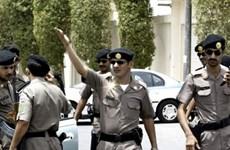 Tấn công bằng dao và súng tại Saudi Arabia, một cảnh sát tử vong