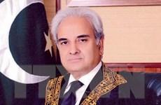 Cựu Chánh án Nasir Ul Mulk nhậm chức thủ tướng tạm quyền Pakistan