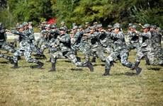 Bắc Kinh tổ chức diễn đàn quốc phòng Trung Quốc-châu Phi đầu tiên