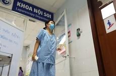 [Video] TP. HCM: Chùm ca nhiễm cúm A/H1N1 đã được xử lý