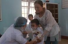 Tiêm chủng đầy đủ để phòng viêm não Nhật Bản cho trẻ em