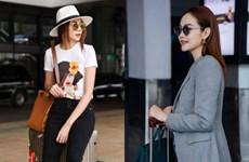 Hai cố vấn The Face Việt Nam ''đụng độ'' phong cách thời trang sân bay