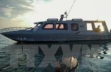 Hải quân Indonesia ngăn khủng bố vận chuyển vũ khí qua đường biển