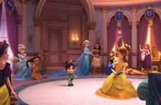 Disney mời dàn công chúa siêu hot xuất hiện trong Wreck-It-Ralph 2
