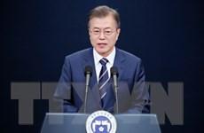 Tổng thống Hàn Quốc thăm cấp nhà nước tới Nga trong tháng 6