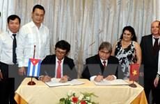 Đài Truyền hình Việt Nam tăng cường quan hệ với đối tác Cuba