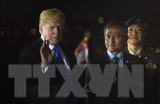 Tổng thống Trump lạc quan về hội nghị thượng đỉnh Mỹ-Triều