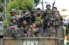 Quân đội Philippines tấn công phiến quân tại miền Nam