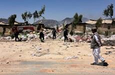 Taliban tấn công chốt an ninh, 10 binh sỹ chính phủ thiệt mạng