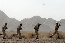 Lực lượng tình báo, an ninh Iran bắt 27 nghi phạm khủng bố