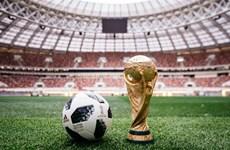 World Cup 2018: Cúp Vàng FIFA kết thúc tour vòng quanh thế giới