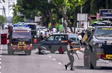 Indonesia phá âm mưu khủng bố nhằm vào cơ quan chính phủ, ngân hàng