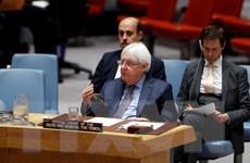 Phái viên Liên hợp quốc tại Yemen dự cuộc họp khẩn cấp về Hodeidah