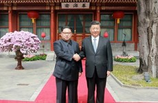 THX: Nhà lãnh đạo Triều Tiên Kim Jong-un sẽ thăm Trung Quốc