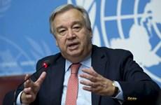 Tổng thư ký LHQ muốn Mỹ tiếp tục ở lại Hội đồng Nhân quyền