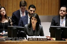 Đại sứ Mỹ tuyên bố rút khỏi Hội đồng Nhân quyền Liên hợp quốc