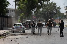 Taliban tấn công quy mô lớn, 30 nhân viên an ninh tử vong