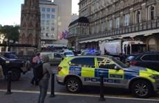 Đối tượng đe dọa có bom, một nhà ga ở London phải sơ tán khẩn cấp