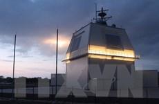 Nhật Bản tìm cách triển khai lá chắn tên lửa Aegis Ashore