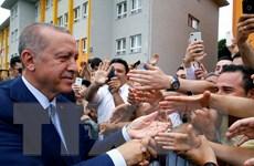 Thổ Nhĩ Kỳ sẽ công bố kết quả bầu cử chính thức vào ngày 5/7