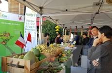 Các mặt hàng nông sản Việt Nam nỗ lực chinh phục thị trường Pháp