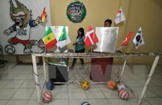 Bầu cử Indonesia: Đội áp tải hòm phiếu bị tấn công, 3 người chết