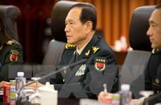 Bộ trưởng Quốc phòng Trung Quốc Ngụy Phụng Hòa nhận lời mời thăm Mỹ