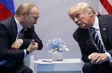 Điện Kremlin thông báo nội dung cuộc gặp thượng đỉnh Nga-Mỹ