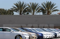 Nhật Bản cảnh báo tác động tiêu cực từ việc tăng thuế nhập ôtô của Mỹ
