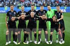"""World Cup 2018: """"Các chú lính chì"""" Đan Mạch khó lòng ngăn cản Croatia"""